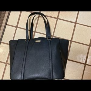 Kate Spade bag - open tote, great condition!